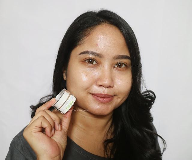 Skincare Krim Pencerah