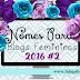 Sugestões de Nomes para Blogs Femininos 2016 #2