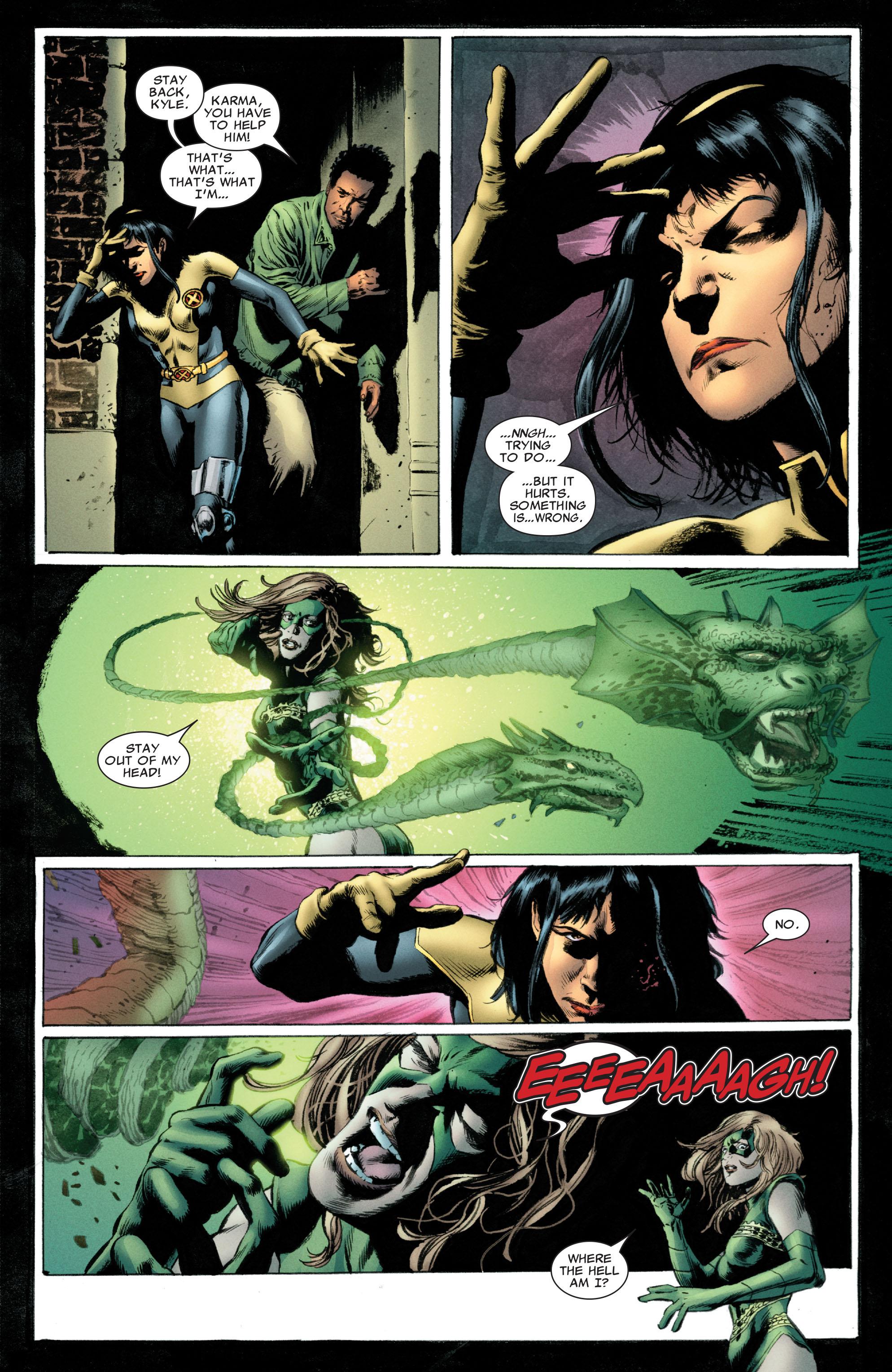 Read online Astonishing X-Men (2004) comic -  Issue #49 - 12