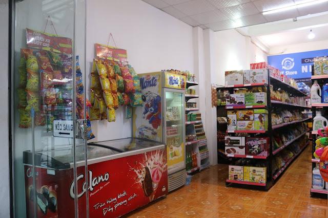 Kinh nghiệm kinh doanh cửa hàng tạp hóa, siêu thị mini