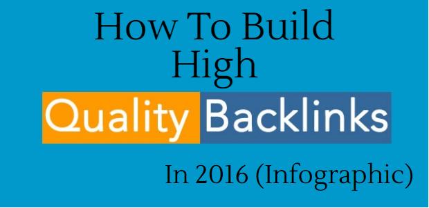 high quality backlinks, Link Building