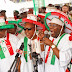 """Just Resign""-  PDP to INEC Chairman"