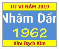 Tử Vi Tuổi Nhâm Dần 1962 Năm 2019 Nam Mạng - Nữ Mạng