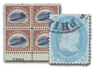 Codex Philately Le 1 Cent Z Grill The Z Grill