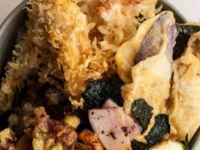 釜日式丼飯