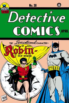 Detective Comics (1937) #38 Cover