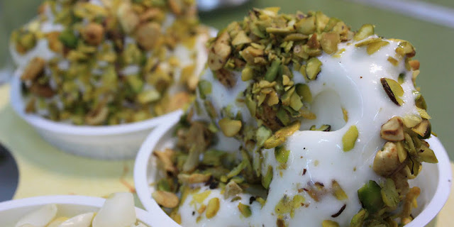 Buza / Arabic Ice-cream