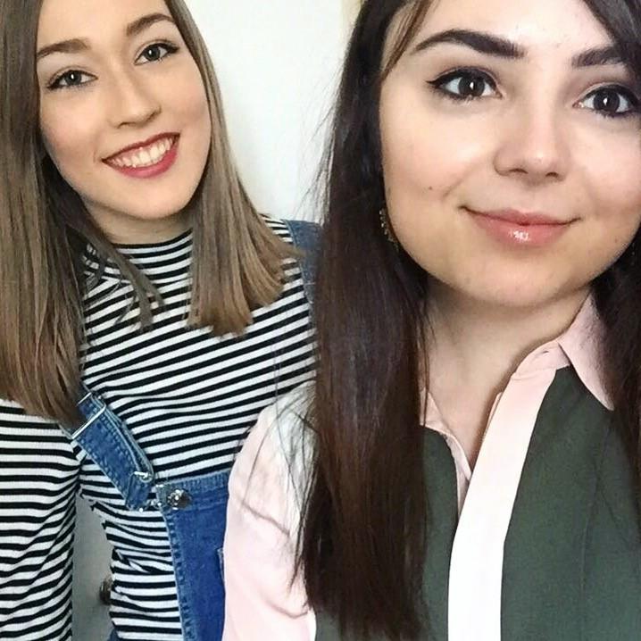 Emily and Rachel