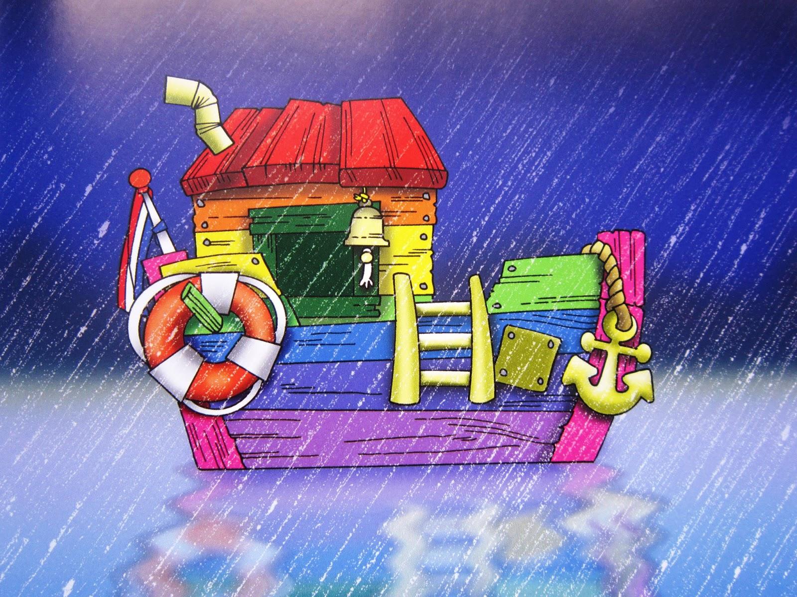 Opa Knoest Bouwt Een Boot Tokyoughoul Re Kousatu Netabare