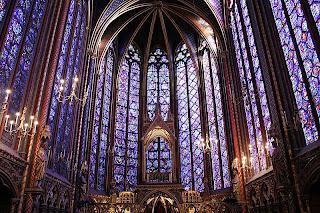Visite guidée de la Sainte-Chapelle