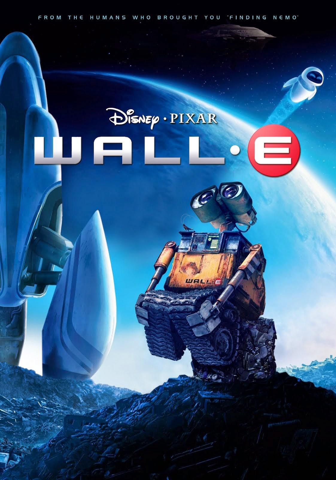 WALL-E วอลล์ อี หุ่นจิ๋วหัวใจเกินร้อย [HD][พากย์ไทย]