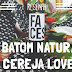 RESENHA:  NATURA BATOM MATTE FACES - CEREJA LOVE