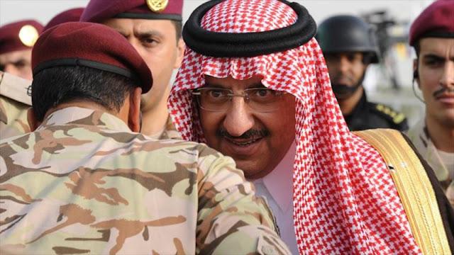 ¡CIA galardona al príncipe saudí por su lucha contra el terrorismo!