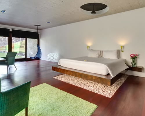 Tinuku.com Villa Sapi in Lombok Island designed by David Lombardi to blend ethnic and contemporary literature style