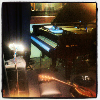 Threshold Recording Studios NYC Live Room Grand Piano