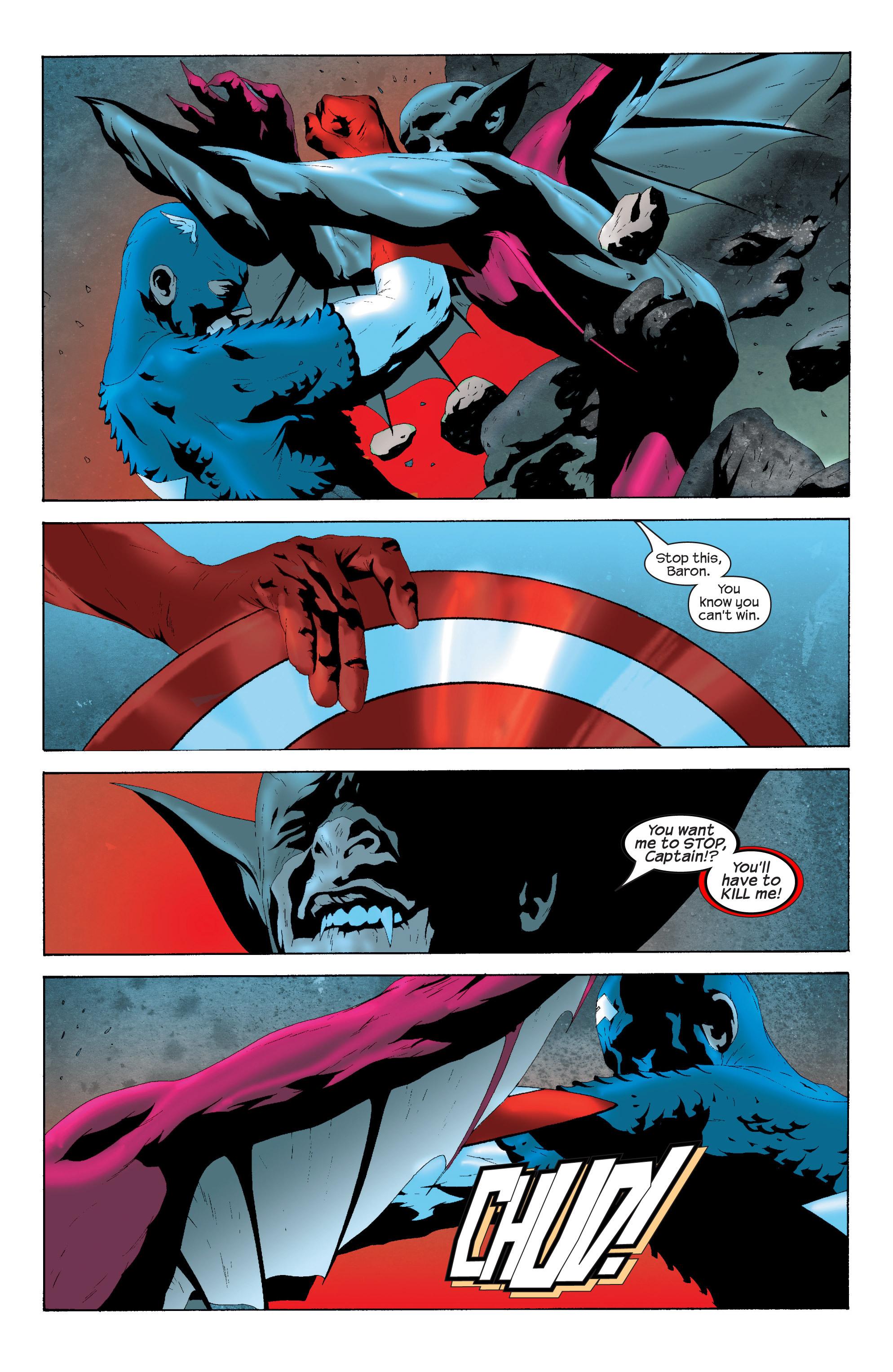 Captain America (2002) Issue #16 #17 - English 12