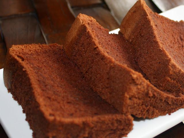masak kue bolu coklat spesial