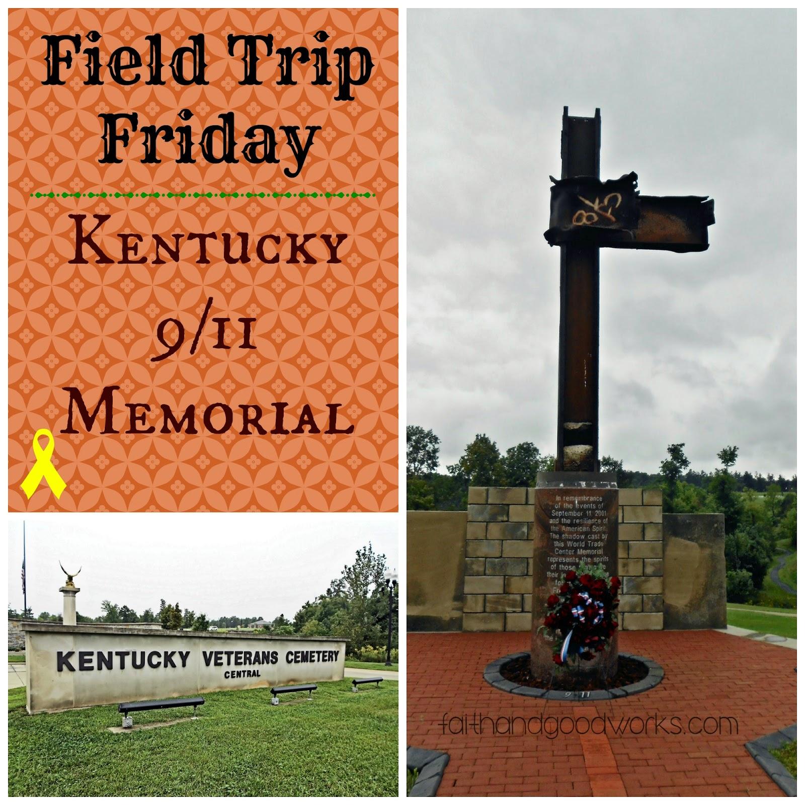 Field Trip Friday: Kentucky 9/11 Memorial