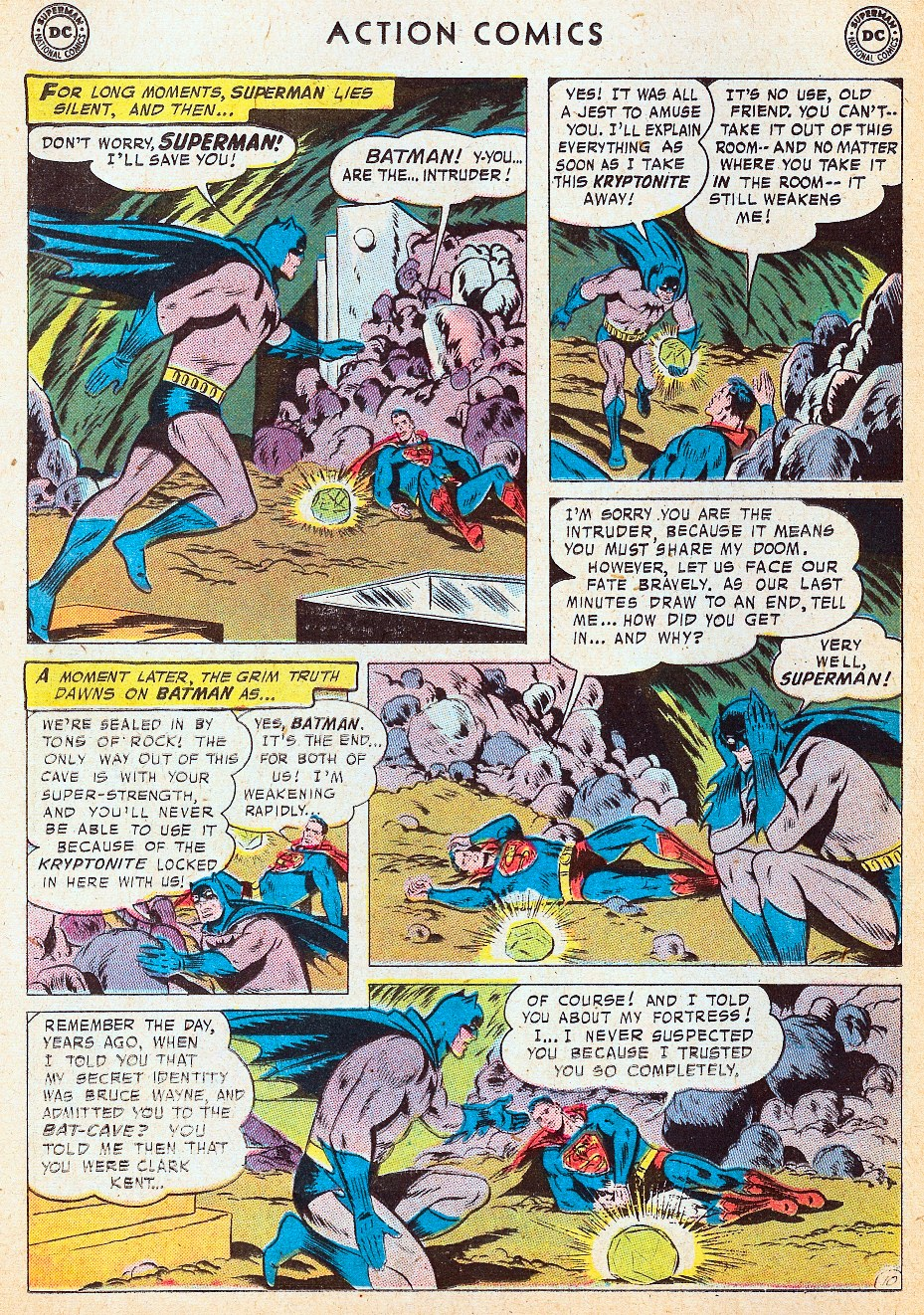 Read online Action Comics (1938) comic -  Issue #241 - 12