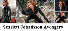 Scarlett Johansson, Aktris Dengan Pendapatan Terbesar Tahun 2016.