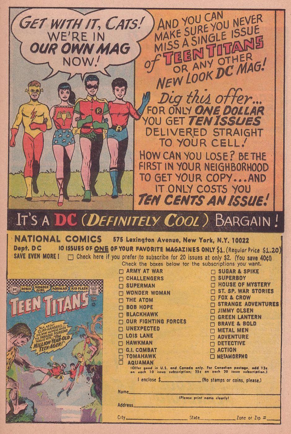 Read online World's Finest Comics comic -  Issue #156 - 25