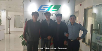 Autoclave Carbon Fiber was Exported to Japan (2)