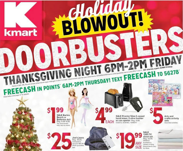 Kmart Black Friday 2017 Ad