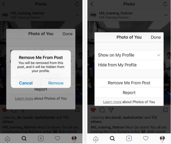 tiba sering mendapat tag di instagram kemungkinan besar artikel ini akan sangat sanggup m Cara Menghapus Tag di Instagram Praktis dan Cepat