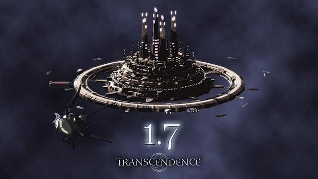 Transcendence 1.7 | Combate espacial y exploración en una vasta y peligrosa galaxia | Juego para PC portable