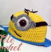 http://masqmama.blogspot.com.es/2013/11/patron-gorro-minions-crochet.html