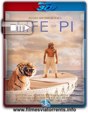 As Aventuras de Pi 3D (2012)