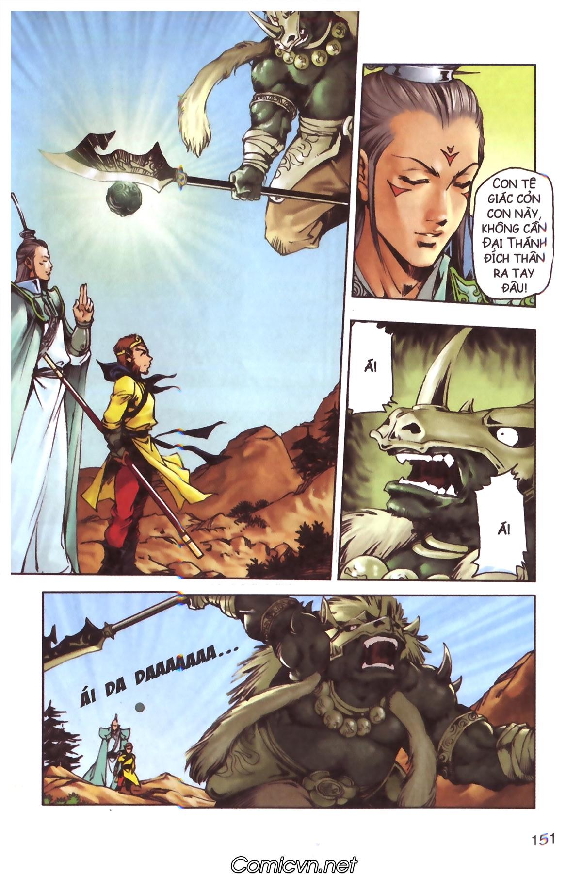 Tây Du Ký màu - Chapter 128 - Pic 10