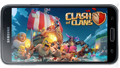 download game Clash of Clans terbaru 2017