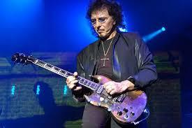 História de Tony Iommi, Black Sabbath,