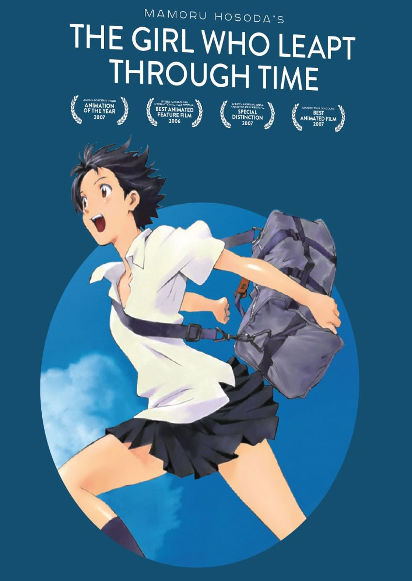 Anime |Toki wo Kakeru Shoujo - La chica que saltaba a través del tiempo |BDRip, Comedia, Cosas de la vida, | Anime Online | Anime Mega |Pelicula|