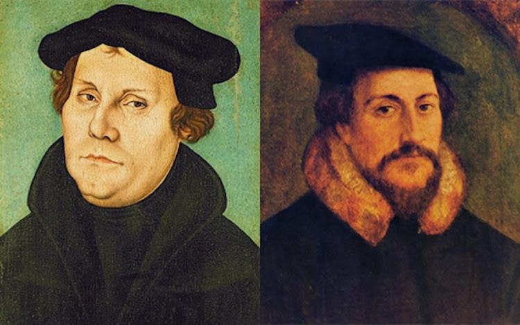 De Lutero a Calvino