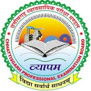 Chhattisgarh Professional Examination Board, CG Vyapam, VYAPAM, Chhattisgarh, 12th, Hostel Superintendent, freejobalert, Latest Jobs, Sarkari Naukri, cg vyapam logo