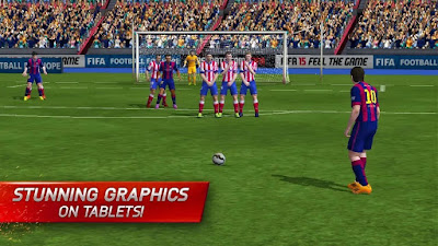 Download FIFA 15 Ultimate Team Untuk Android dan iOS, Gratis !