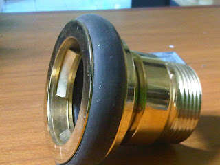 Adaptor coupling machino ke Coupling Drat