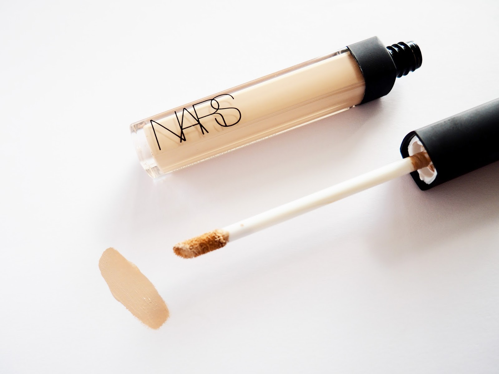 Nars Radiant Creamy Concealer Vanilla Review Swatches