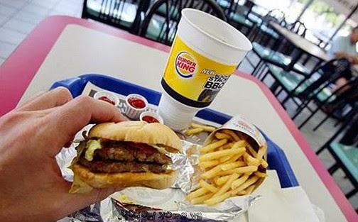 Burger King Prices UK – Price List UK 2017