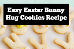 Easy Easter Bunny Hug Cookies Recipe