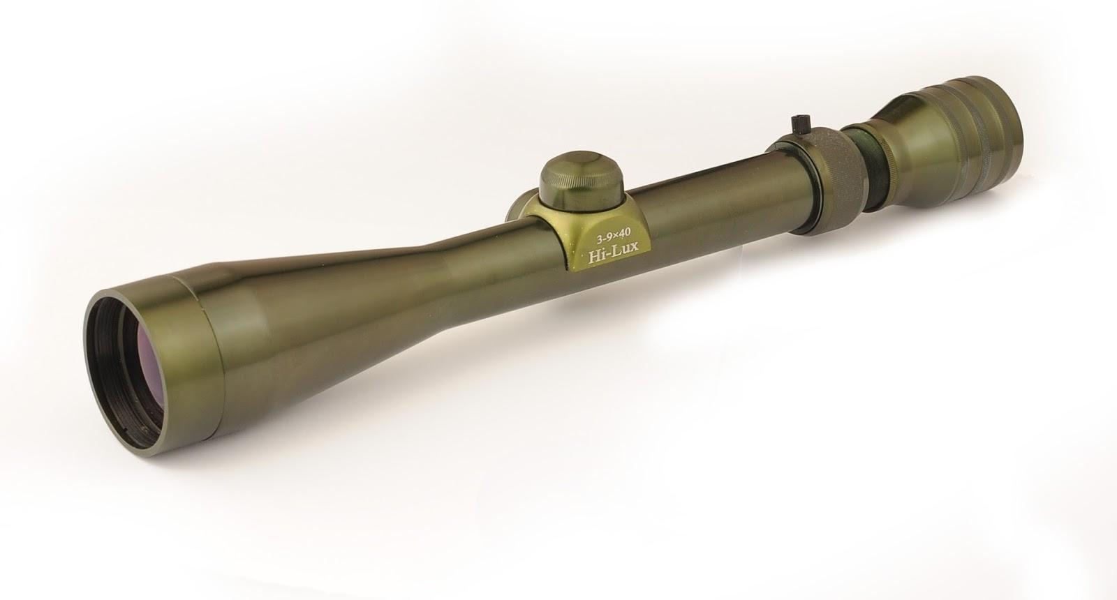 Leatherwood/Hi-Lux Optics: Introducing the M40 Tactical Hunter