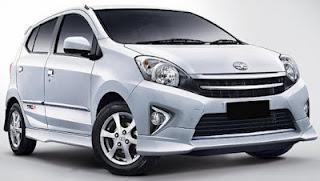Harga & Spesifikasi Toyota Agya