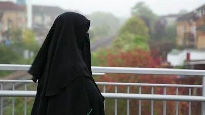 غادة عجمي, مشروع قانون بحظر النقاب, مجلس النواب, على عبدالعال,
