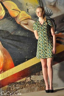 Megan Blue - fantasie groen 2