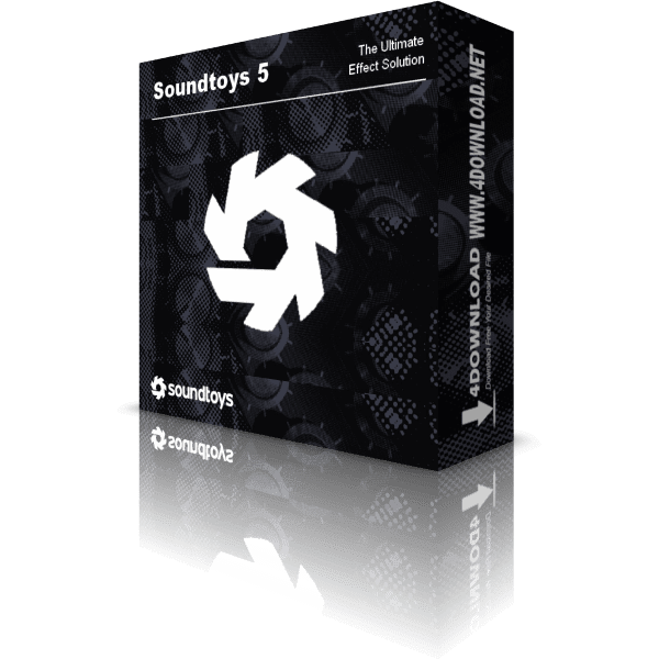Download Soundtoys Effects Bundle v5.0.1.10839 Full version