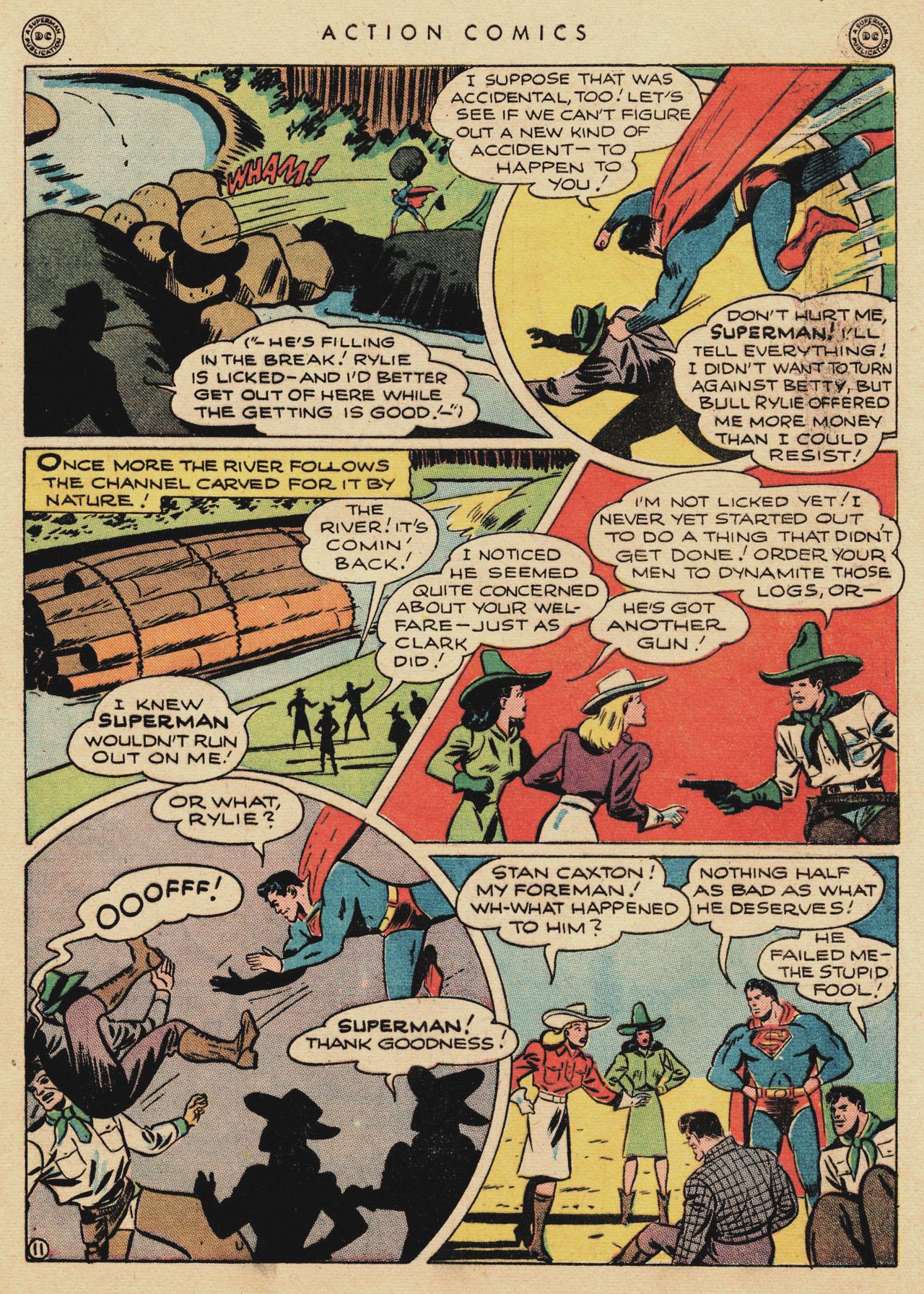 Action Comics (1938) 94 Page 12