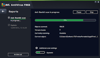 Download AVG Anti Virus Free Terbaru Build 6030 2015