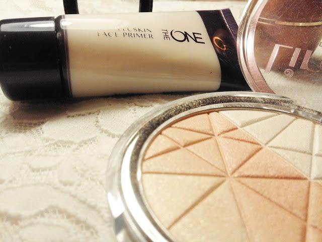 Baza pod makijaż i rozświetlacz w płynie | Oriflame
